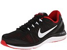 Nike Dual Fusion Run 3 (Black/University Red/White)