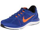 Nike Dual Fusion Run 3 (Lyon Blue/Black/White/Total Orange)