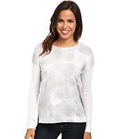Calvin Klein Jeans - Rib Sleeve Boxy L/S Shirt