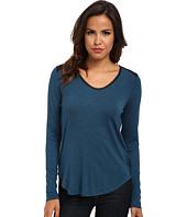 Calvin Klein Jeans - PU Trim L/S Shirt