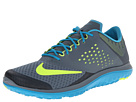 Nike FS Lite Run 2 (Blue Graphite/Blue Lagoon/Volt)
