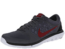 Nike Flex 2015 RUN (Dark Grey/Black/White/Gym Red)
