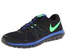 Nike Flex 2014 Run (Black/Lyon Blue/Anthracite/Poison Green)