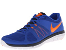 Nike Flex 2014 Run (Lyon Blue/Dark Obsidian/White/Total Orange)