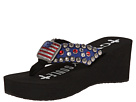 Gypsy SOULE - Patriot Heel (Black)