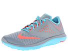 Nike FS Lite Run 2 (Dove Grey/Clearwater/Hot Lave)