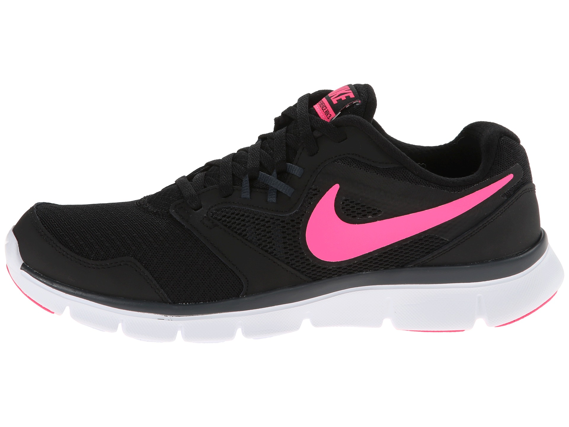 Nike Women's Flex Experience Running Shoe, Thunder Blue/Berry