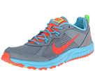 Nike Wild Trail (Dove Grey/Clearwater/Flash Lime/Hot Lava)