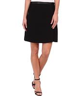 Calvin Klein - Flared Skirt w/ Ponte