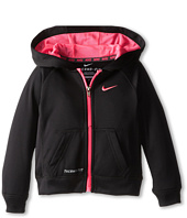 Nike Kids - KO Full-Zip Hoodie (Toddler)