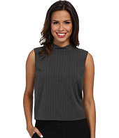 Vince Camuto - S/L Mock Neck Shell