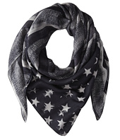 Givenchy - Flag Printed Modal Cashmere Scarf
