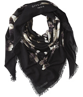 Givenchy - Flower Bouquet Wool Scarf