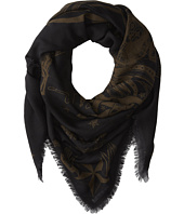 Givenchy - Skull Wool Scarf