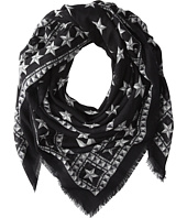 Givenchy - Stars Wool Scarf