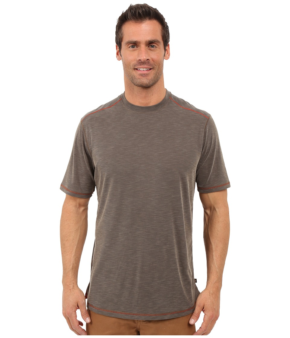 Tommy Bahama Paradise Around S/S Tee (Coffee) Men