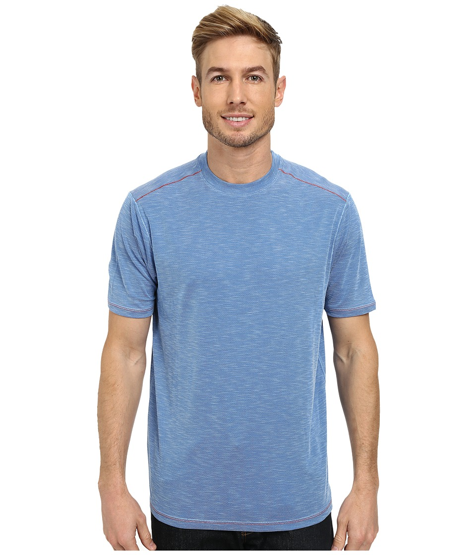 Tommy Bahama - Paradise Around S/S Tee (Cabo Blue) Men
