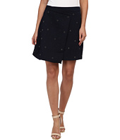 Vince Camuto - Embelished Wrap Skirt