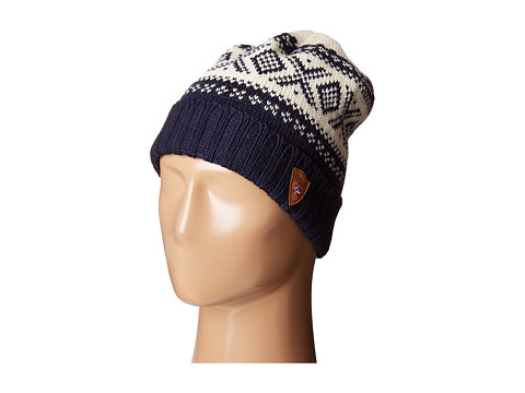 Dale of Norway Cortina 1956 Hat - Navy/Off White