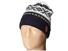 Dale of Norway Cortina 1956 Hat (Navy/Off White)