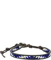Chan Luu - 6' Blue Mix/Natural Grey Bracelet