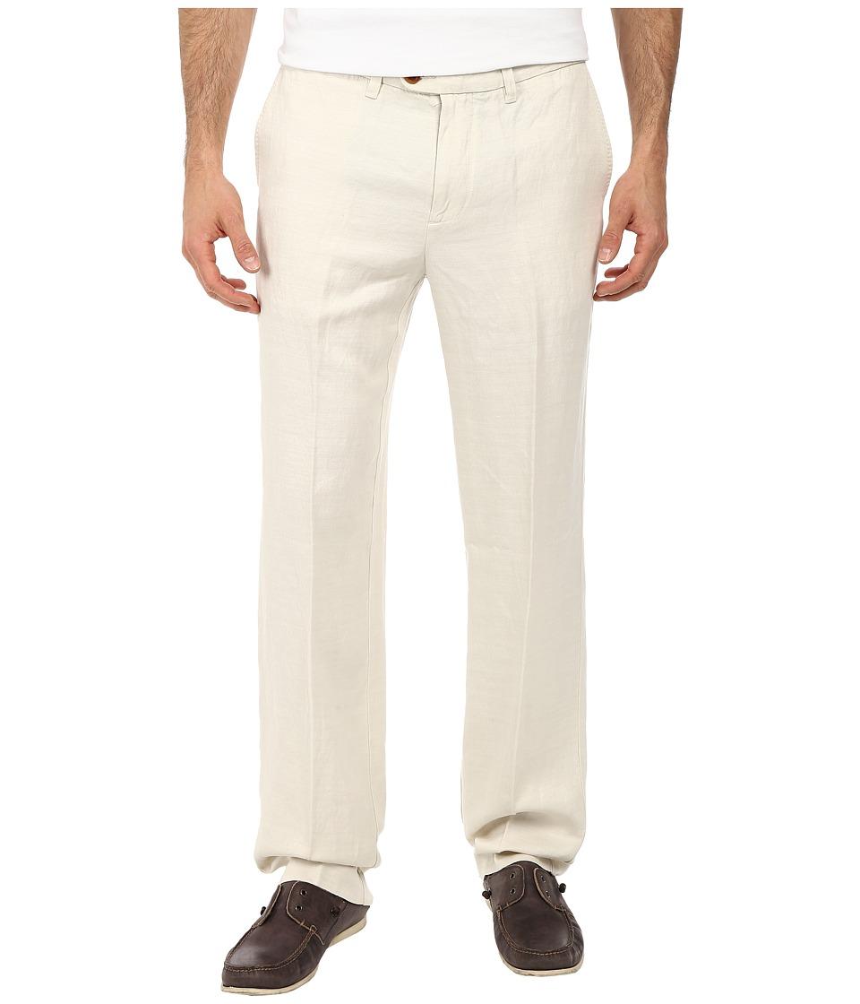 Tommy Bahama La Jolla Linen Pant (Warm Sand) Men's Casual...