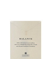 Dogeared - Balance Reminder Necklace
