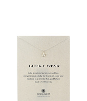 Dogeared - Lucky Star Reminder Necklace