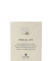 Dogeared - Pedal On Bicycle Reminder Necklace