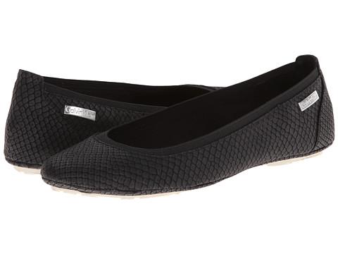 Calvin Klein 34E1357 Women's  Flats Shoes