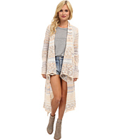 Christin Michaels - Kara Striped Cardigan