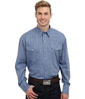 Roper - 9175 Wavy Line Print Shirt