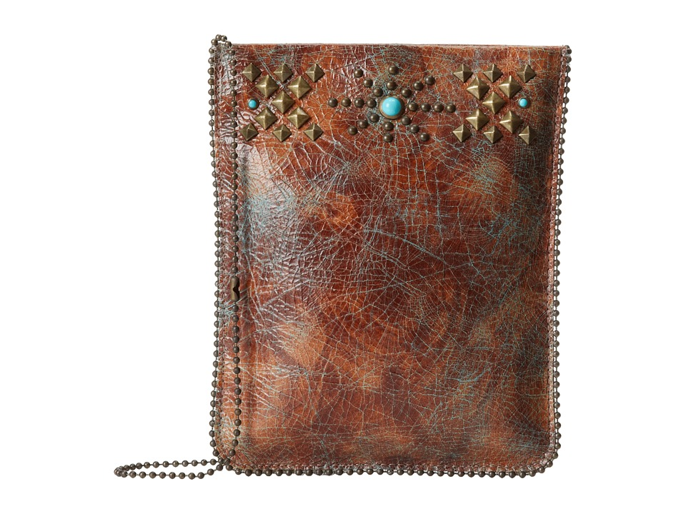 Leatherock - CP62 (Dakota Patina/Amber) Handbags