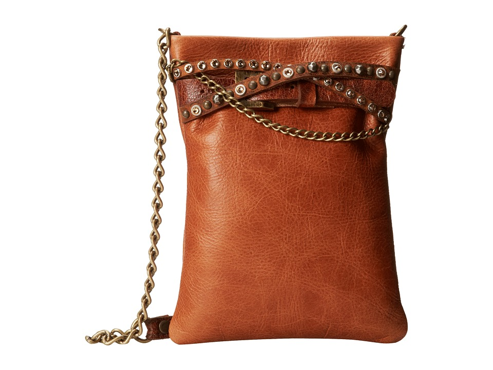 Leatherock CP79 (Dakota Cognac) Handbags