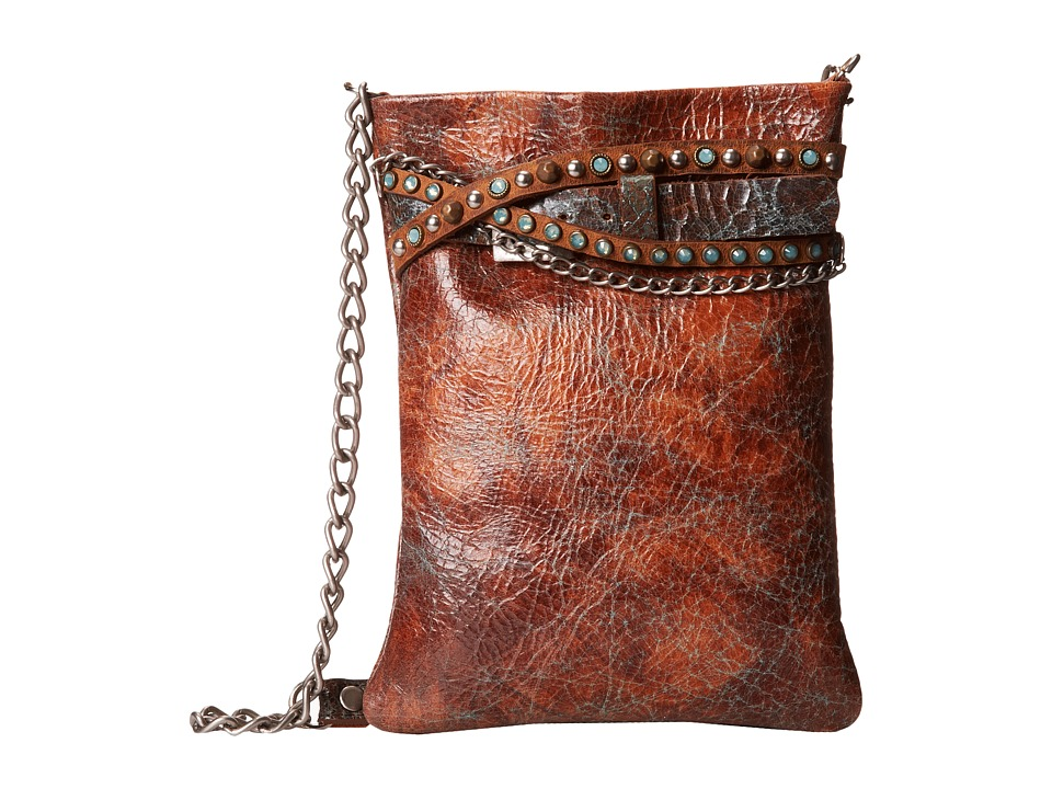 Leatherock CP79 (Dakota Patina) Handbags