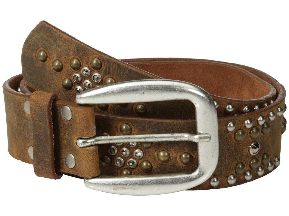 Leatherock 9756 Kodiak Tobacco Womens Belts