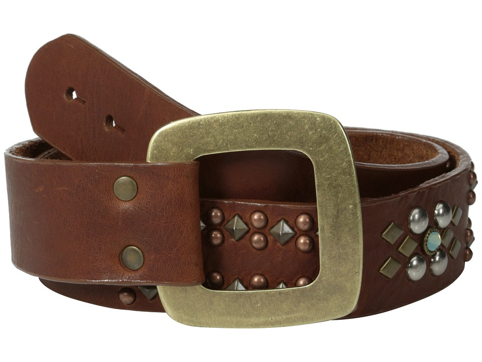 Leatherock 1143 Vintage Brown Womens Belts