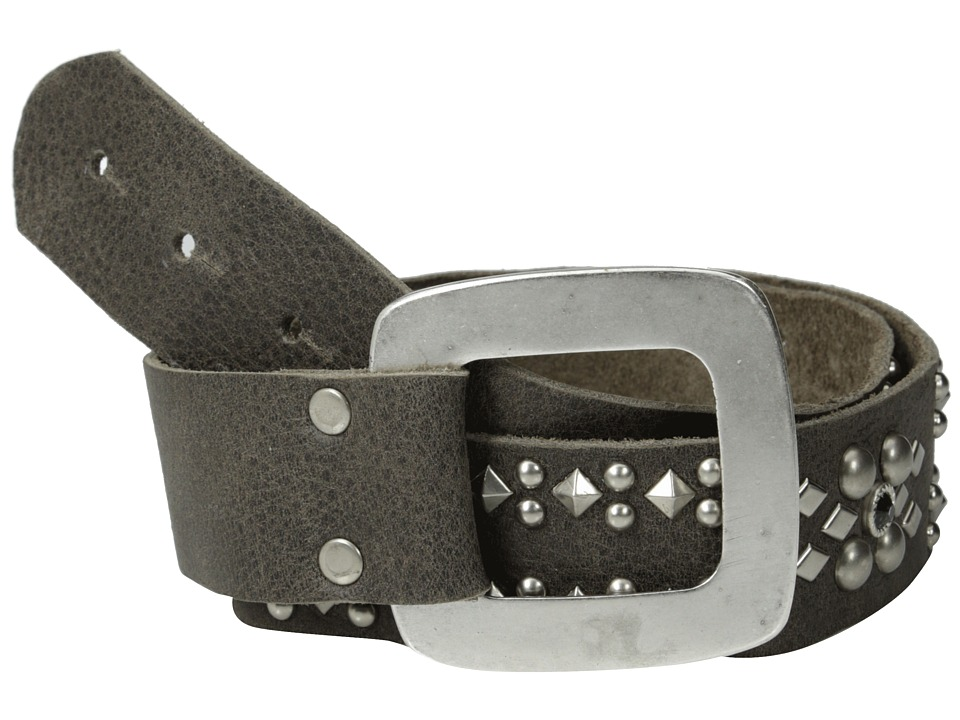 Leatherock 1143 Grey Womens Belts