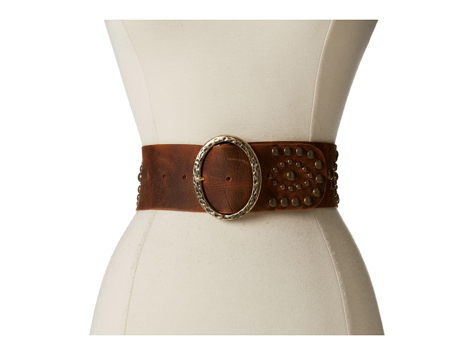 Leatherock 1208 Kodiak Tobacco Womens Belts