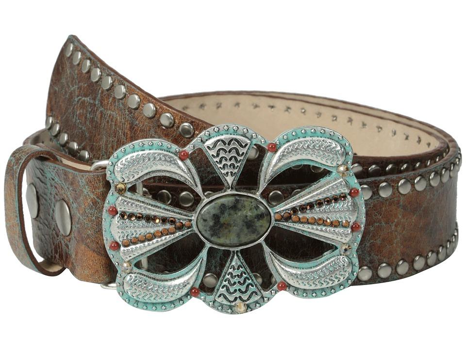 Leatherock 9843 Dakota Patina Womens Belts