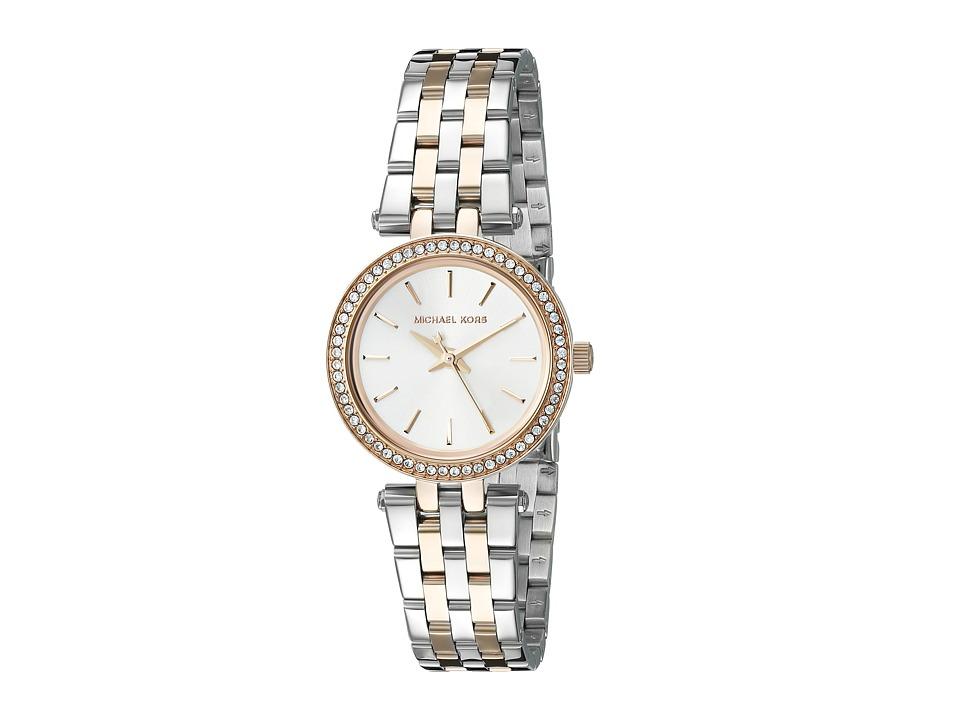 Michael Kors MK3298 - Petite Darci (Rosegold/Silver) Watches
