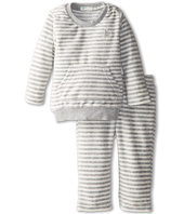 United Colors of Benetton Kids - Girls' Velour Striped Set (Infant)