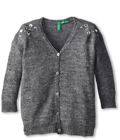 United Colors of Benetton Kids - L/S Cardigan 1083C6053 (Toddler/Little Kids/Big Kids)