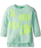 United Colors of Benetton Kids - Sweater L/S 1083Q1077 (Toddler/Little Kids/Big Kids)