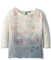 United Colors of Benetton Kids - Sweater L/S 3GI5C1106 (Toddler/Little Kids/Big Kids)