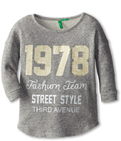 United Colors of Benetton Kids - Sweater L/S 3HJ4F1171 (Toddler/Little Kids/Big Kids)