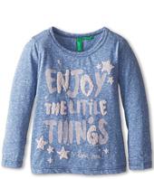 United Colors of Benetton Kids - T-Shirt L/S 3U93C111D (Toddler/Little Kids/Big Kids)