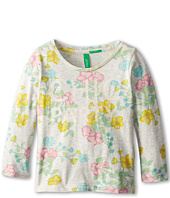 United Colors of Benetton Kids - T-Shirt L/S 3HH1C113D (Toddler/Little Kids/Big Kids)