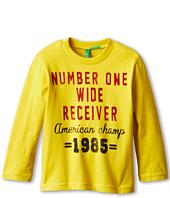 United Colors of Benetton Kids - T-Shirt L/S 3U1LC1134 (Toddler/Little Kids/Big Kids)