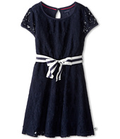 Tommy Hilfiger Kids - Lace Fit & Flare Dress (Big Kids)